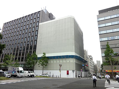 日本臓器改修工事