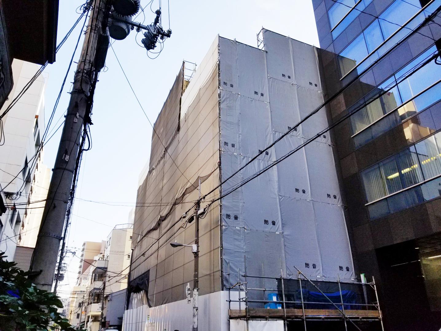 大阪市中央区南船場一丁目計画