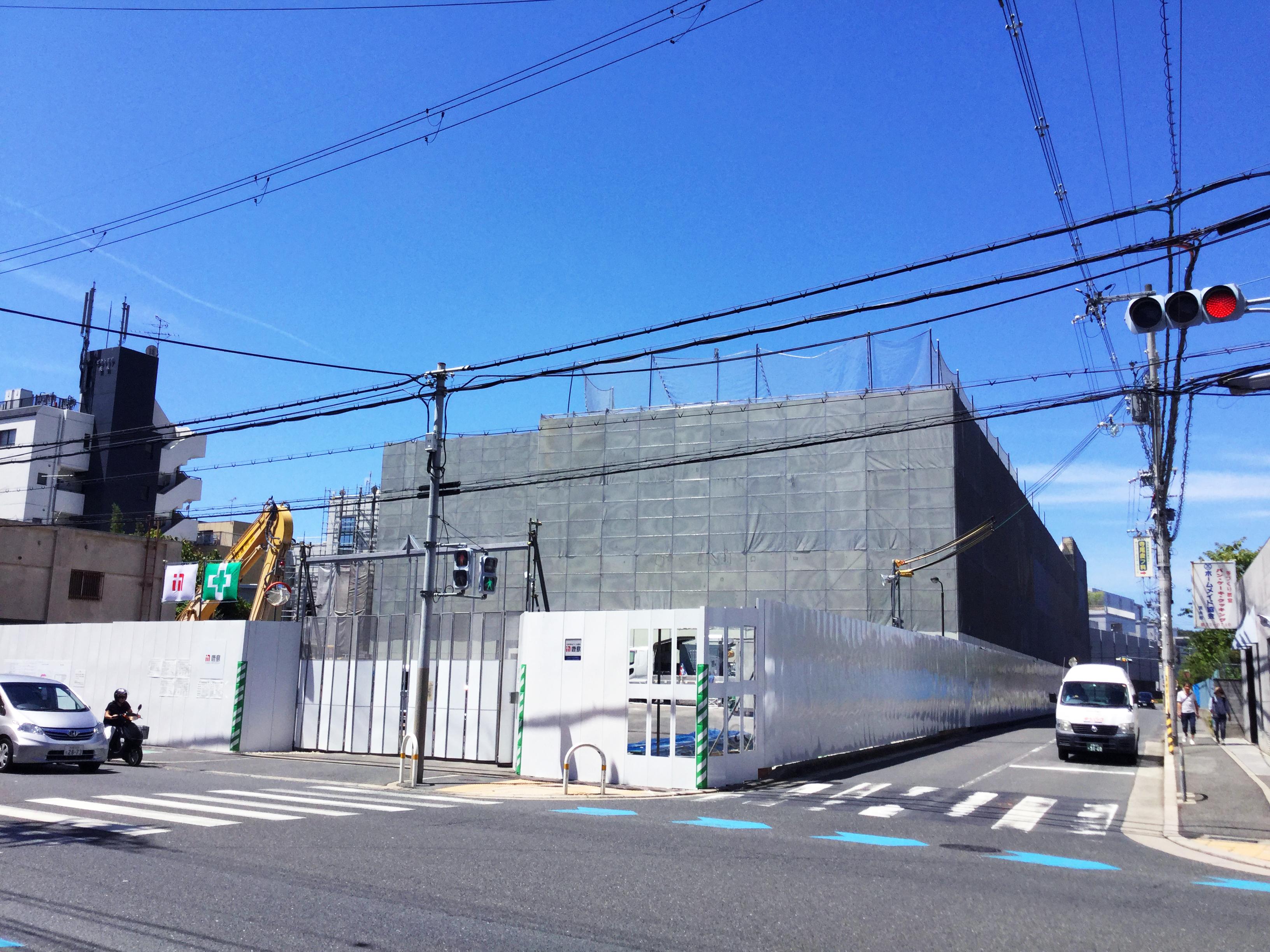 日東電工株式会社茨木事業所東地区整備工事